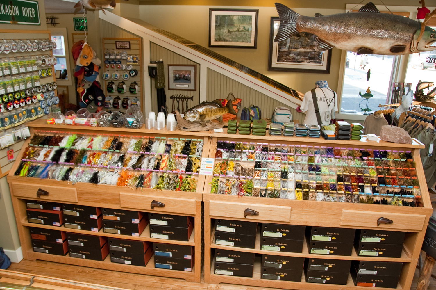 Wisconsin Musky Fly Fishing | Hayward WI Fly Fishing Guides