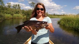 Fly Fishing Wisconsin Bass