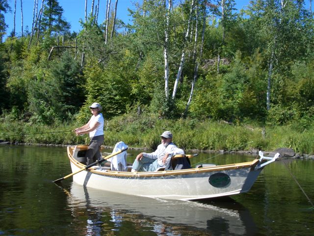Fly fishing guide trips hayward fly fishing company for Fly fishing vacation packages