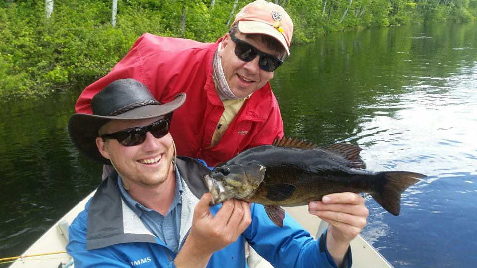 Bass hayward fly fishing company for Wisconsin trout fishing